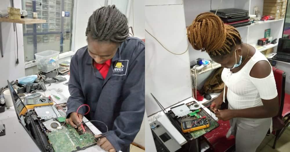 Vulnerable Nairobi Slum Women Get Life-Changing ICT Skills to Outshine Men in Sector