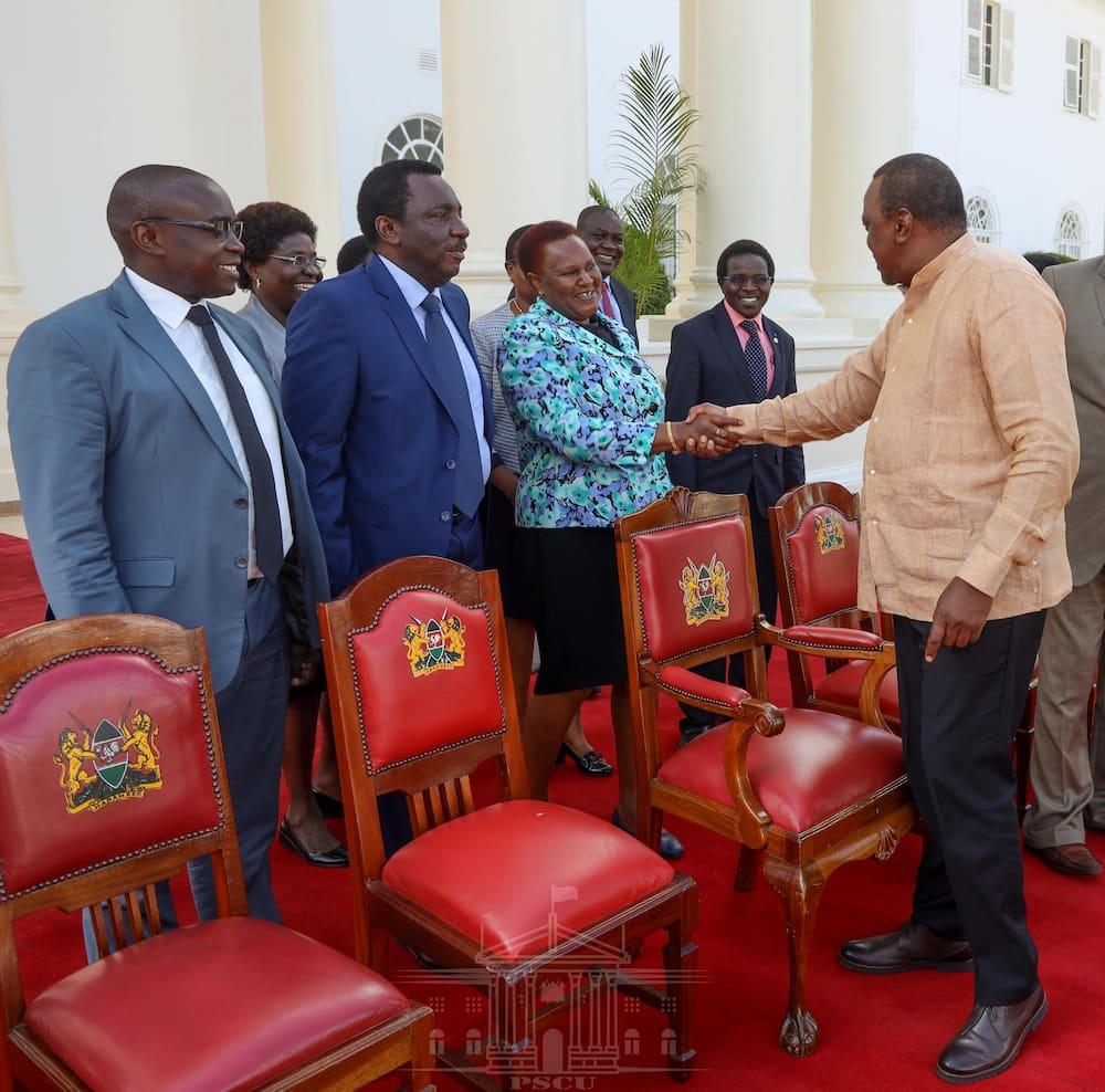 Principal Secretaries in Kenya