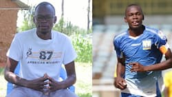 Ex AFC Leopards captain Martin Imbalambala thanks wife for sticking by him, 3 years after losing eyesight