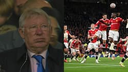 Footage of Sir Alex Ferguson's Heartbreaking Reaction to Man United's Mauling by Liverpool Emerge