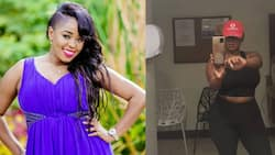 """Lilian Muli Shows Off Fitness Progress after Hitting the Gym: """"Slow but Steady"""""""