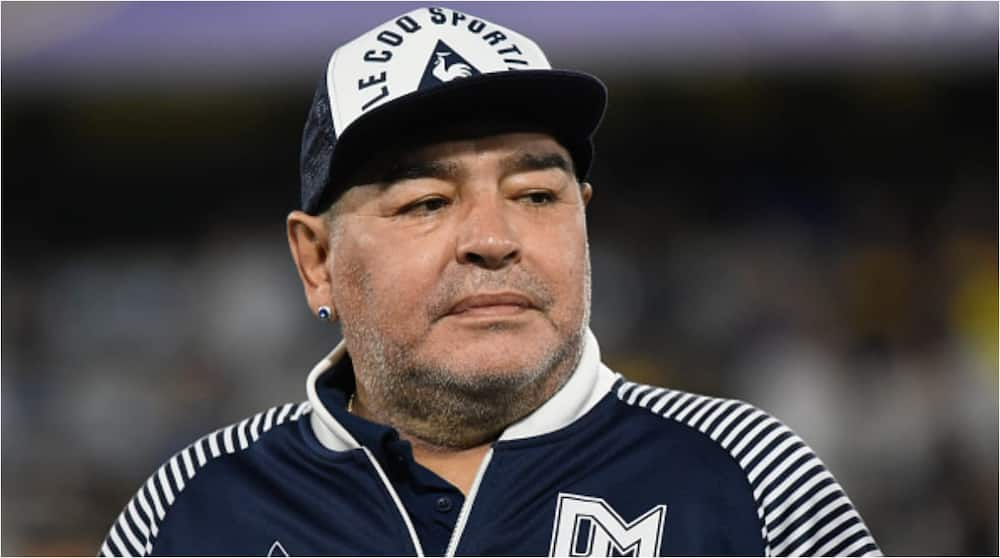 Mwanasoka mkongwe wa Argentina Diego Maradona azikwa