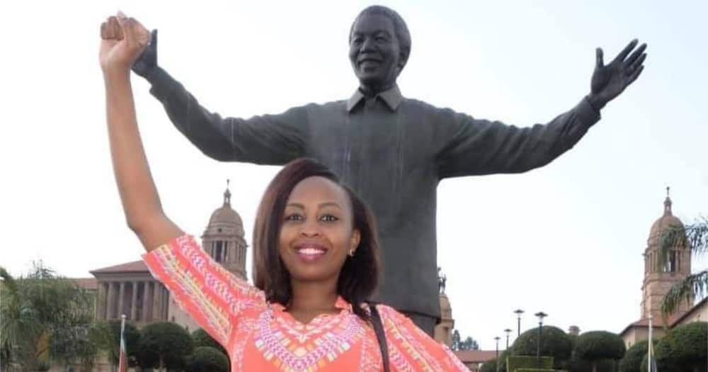 Pauline Njoroge Angered By Man Who Asked Her on Facebook when She Will Get Married