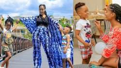 Hamisa Mobetto Treats Family to Zanzibar Retreat to Celebrate Son's Birthday
