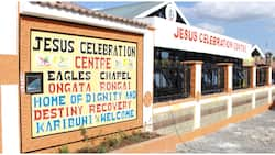 Police Interrupt JCC Ongata Rongai Church Live Proceedings for Flouting COVID-19 Rules