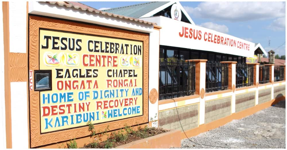 Jesus Celebration Centre (JCC) Ongata Rongai church. Photo: JCC.