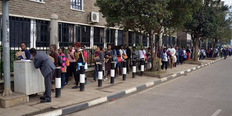 Govt to levy 2% tax on employed Kenyans to cushion the jobless