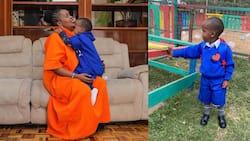 "News Anchor Zubeidah Koome Proud as Son Starts School: ""Journey Has Began"""