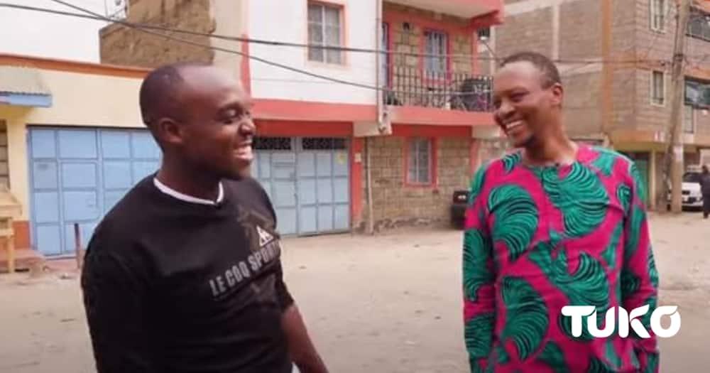 Uhuru's Lookalike Lied to His New Woman That I'm Dead, Michael Gitonga's Wife