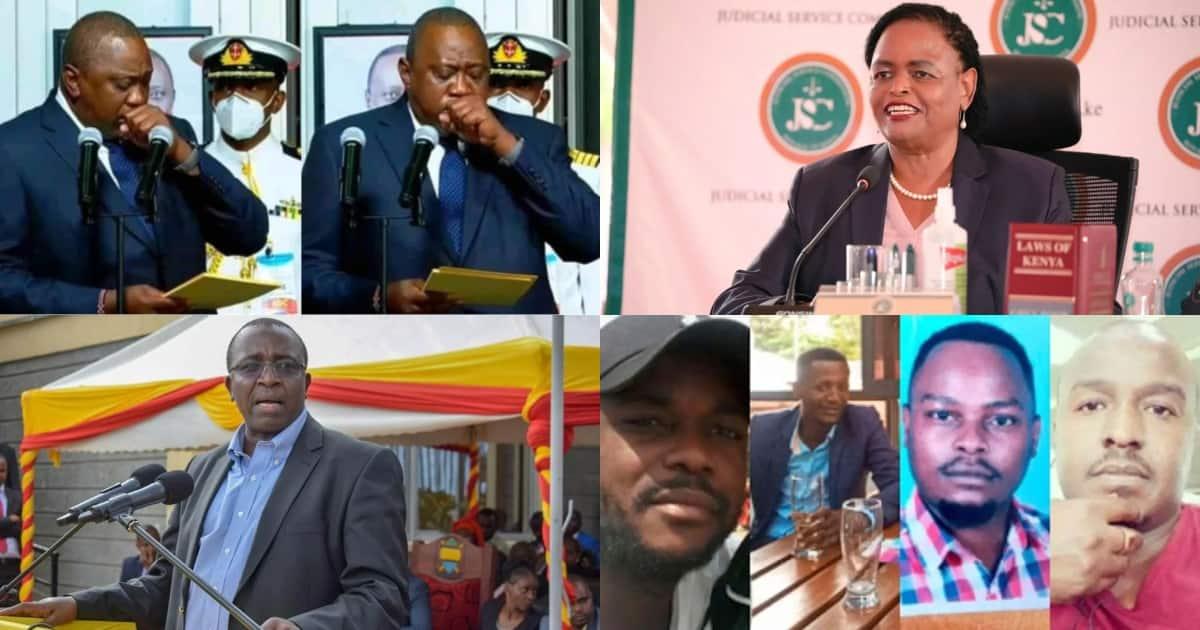 Kikohozi cha Rais Uhuru DRC Chazua Hofu na Habari Zingine za Kusisimua Wiki Hii ▷ Kenya News