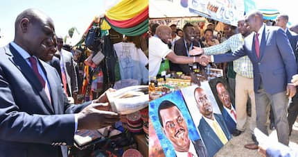 Ruto says government will award Jua Kali artisans with certificates, diplomas