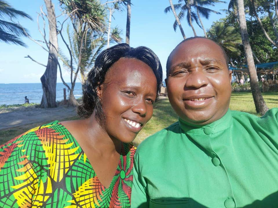 MP Ole Sankok, wife jet off to the Coast for some much needed vacation