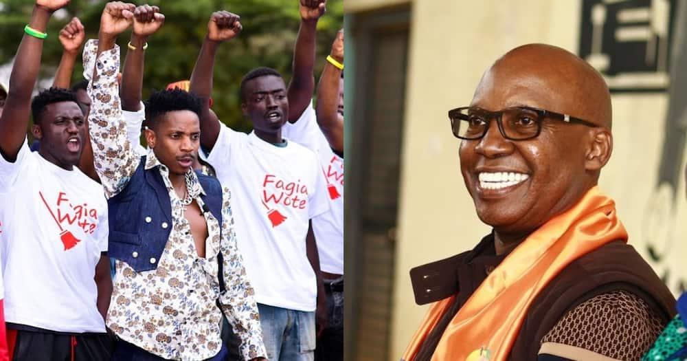 """"""" Utajua Kenya Ina Wenyewe,"""" Eric Omondi Adai Kupokea Jumbe za Vitisho"""