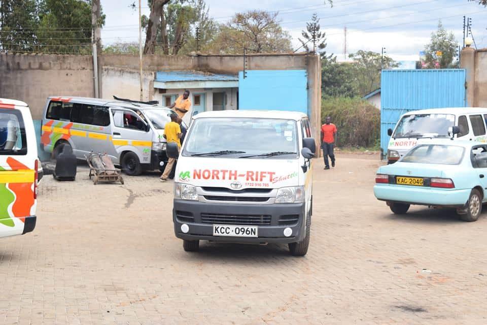 North Rift Shuttle