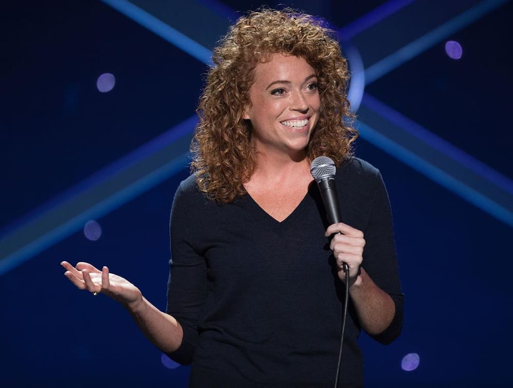Michelle Wolf ethnicity, race, family, parents, relationships