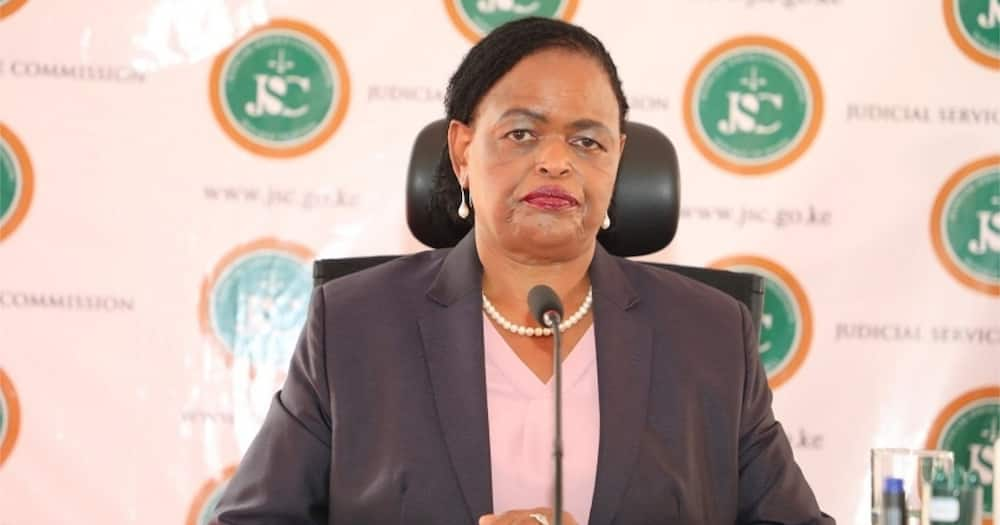I've Been Married for 35 Years, I Don't Hate Men, Chief Justice Nominee Martha Koome