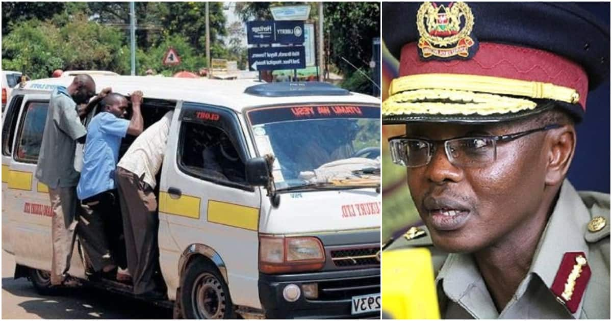 More than 5500 traffic offenders nabbed in ongoing matatu crackdown