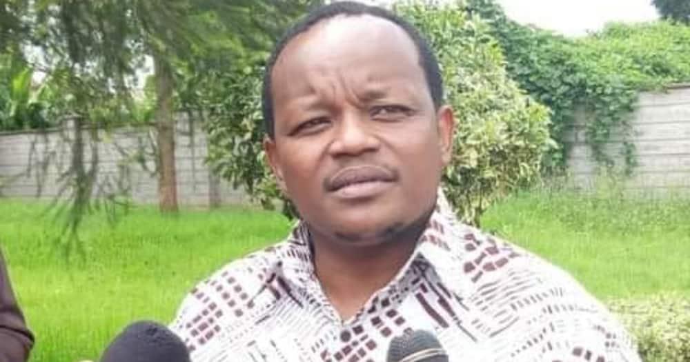 Kieleweke Tumepata Jeraha, Ngunjiri Wambugu Asema Baada ya Wamuchomba Kuingia Tangatanga