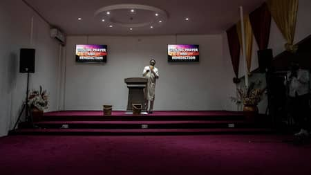 Ghanaian Pastor: God Didn't Call Me but I Need the Money