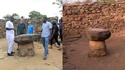 Maajabu! Jiwe la Kushangaza Linalorudi 'nyumbani' Hata Ukiliondoa na Kulipelekwa Mbali