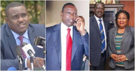 NASA leaders accuse Ruto of hiding behind allies to sabotage Uhuru- Raila handshake