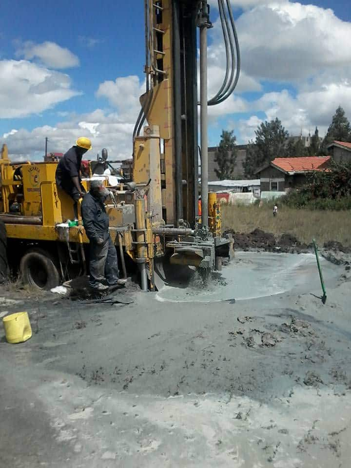 Cost of drilling a borehole in Kenya