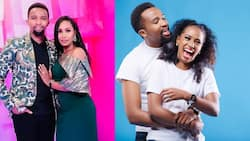 """Grace Ekirapa jots sweet love message to hubby Pascal Tokodi: """"The gift I never thought I deserved"""""""