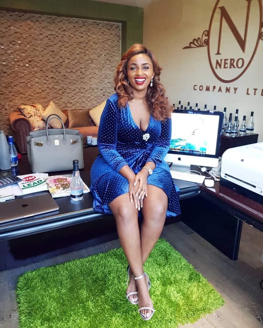 Anerlisa Muigai bio, business, boyfriend, family, and weight loss