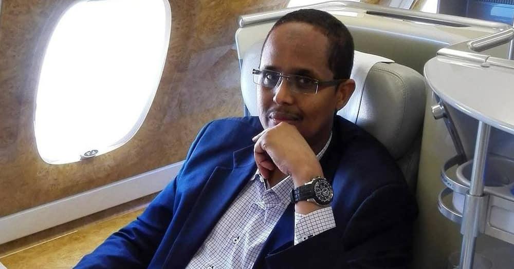 Mohamed Wehliye. Photo: Mohamed Wehliye.