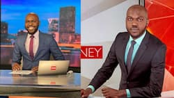 Larry Madowo Takes Cheeky Jibe at BBC as He Assures Fans Their Days Together are Over