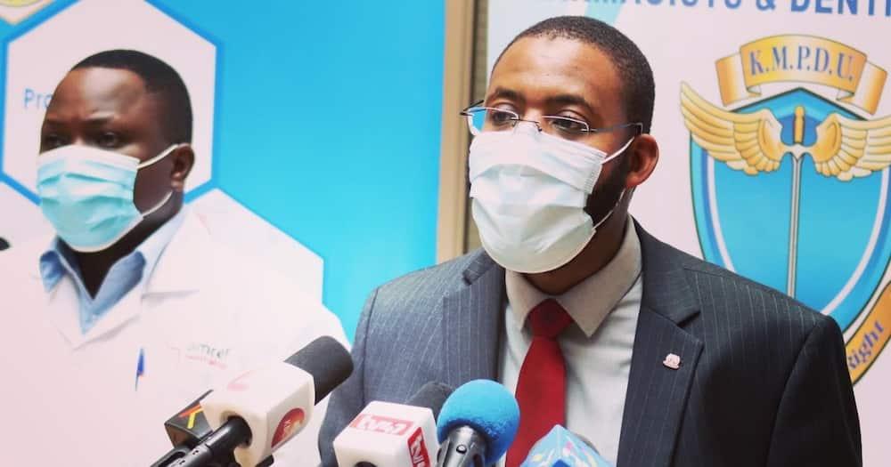 Chibanzi Mwachonda Loses KMPDU's Secretary-General Post, Ouma Davji Takes Over