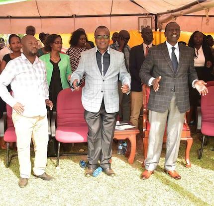 Kiminini MP Chris Wamalwa reveals wife made backslide from becoming a Catholic priest