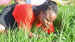 Mombasa Truck Driver Catches Wife with Another Man in Bed, Makes Them Eat Grass