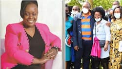 """Millie Odhiambo says Uhuru is her darling: """"He's an extremely nice guy"""""""