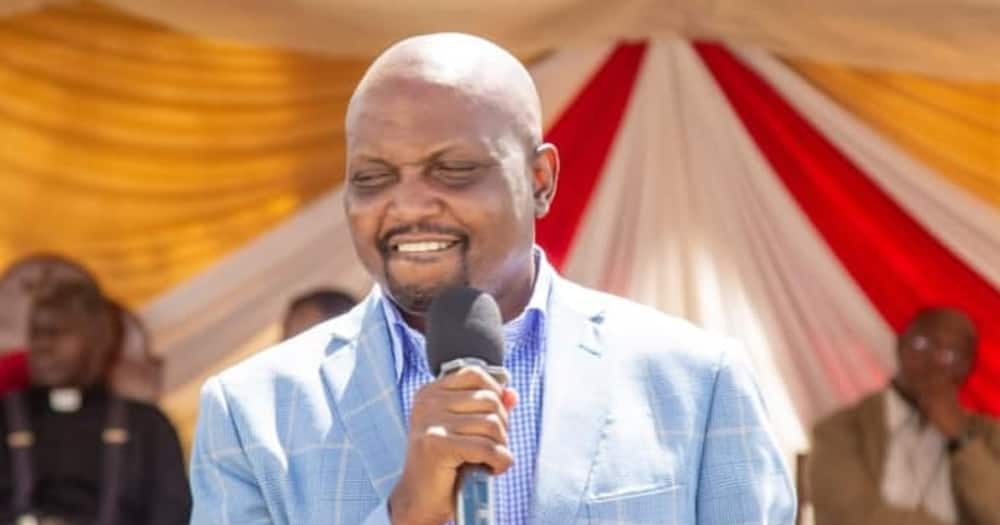 """Moses Kuria quits from transport committee in lengthy letter: """"I hope you're happy now"""""""
