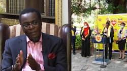 "Mutahi Ngunyi dismisses Mwangi Kiunjuri's new party TSP: ""Yellow is the colour of withering things"""