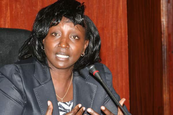 Gladys Shollei blames leaked photos with mzungu on somebody known to her