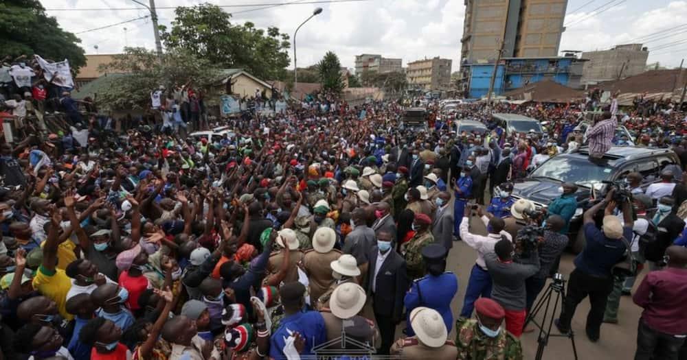 Leta Ruto, vijana wamwambia Rais Uhuru Kenyatta Nairobi