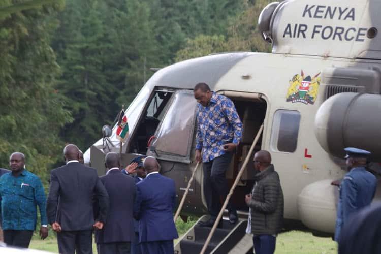 Uhuru Kenyatta to host Mt Kenyatta leaders at Sagana on Saturday