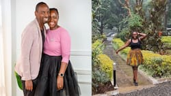Lupita Nyong'o's Cousin Kitt Kiarie Says Hubby Proposed to Her at Parent's Master Bathroom