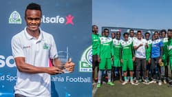 Gor Mahia Fans Vote Speedy Winger Clifton Miheso Player of the Month