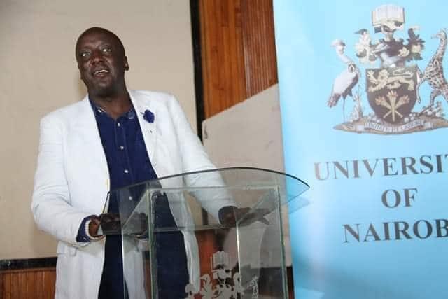 University of Nairobi.
