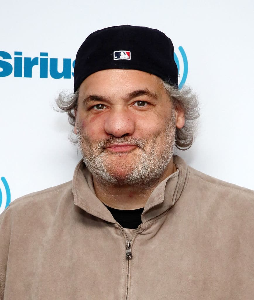 What happened to Artie Lange's nose