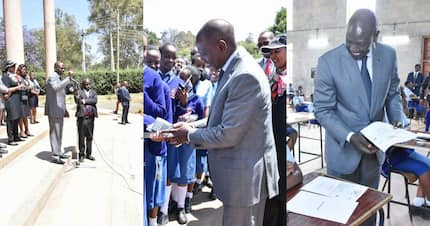 William Ruto assures all KCSE candidates of joining tertiary institutions