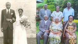 Mapenzi: Babu wa miaka 104 na mkewe washerehekea miaka 66 katika ndoa