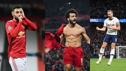2020/21 Premier League Top Scorers: Salah, Kane Lead Chase for Golden Boot Award