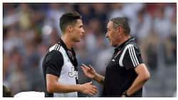 Tottenham vs Juventus: Cristiano Ronaldo akerwa sana na Mauricio Sarri baada ya kikosi chake kupondwa