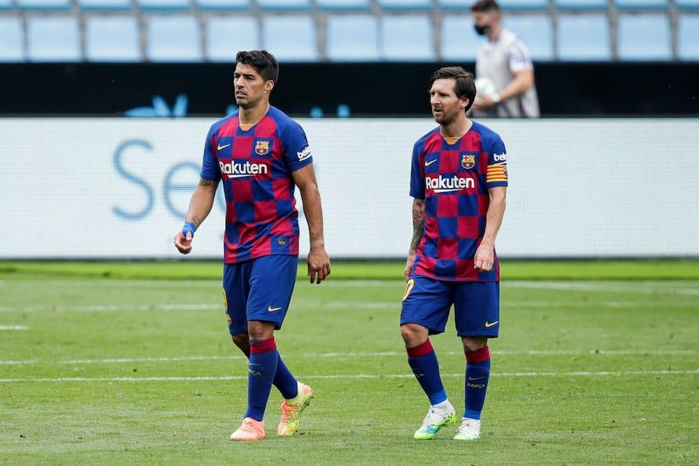 Lionel Messi: Barcelona captain writes emotional farewell message to best friend Luis Suarez