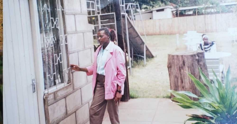 Where is My Dad? Kenyan Woman Whose Mother Died While Delivering Her Desires To Meet Father