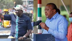 """Uhuru Awashauri Wakenya Kula Pesa za Wanasiasa Lakini Wafanye Uamuzi wa Busara 2022: """"Zimumunye fyu"""""""